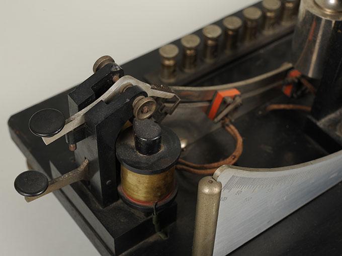 振子型測時計Bergstrom's Penduluum Chronoscope振り子式時間信号発生器9