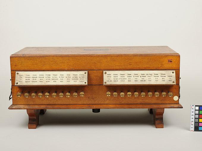 標準音響発生器音響音程発生器5