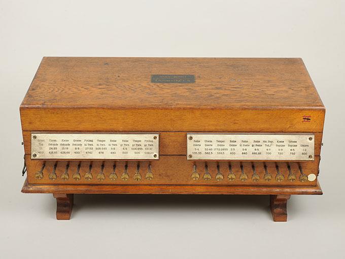 標準音響発生器音響音程発生器9