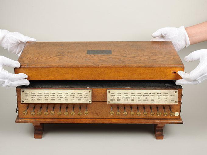 標準音響発生器音響音程発生器12