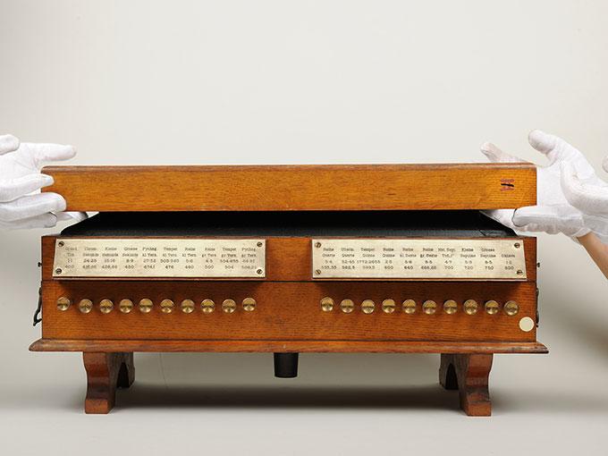標準音響発生器音響音程発生器13