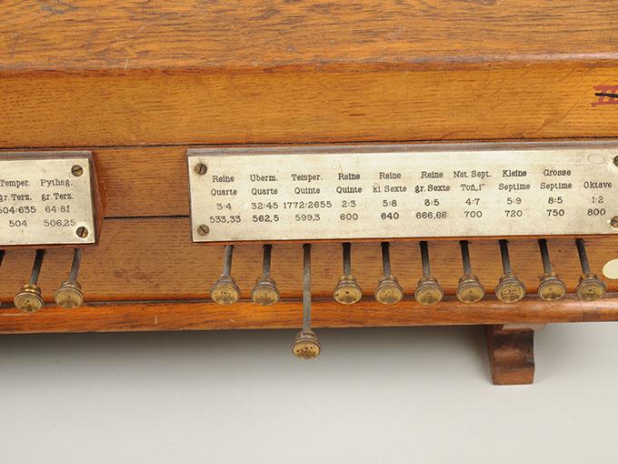 標準音響発生器音響音程発生器16