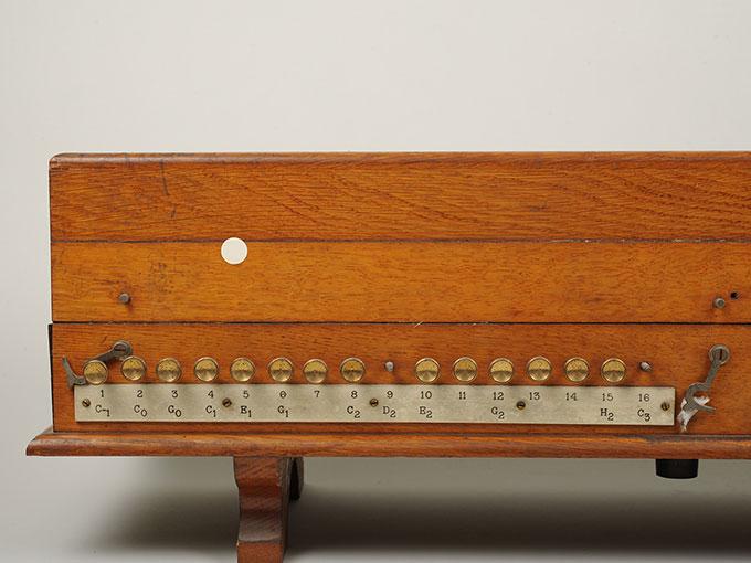 標準音響発生器音響音程発生器20