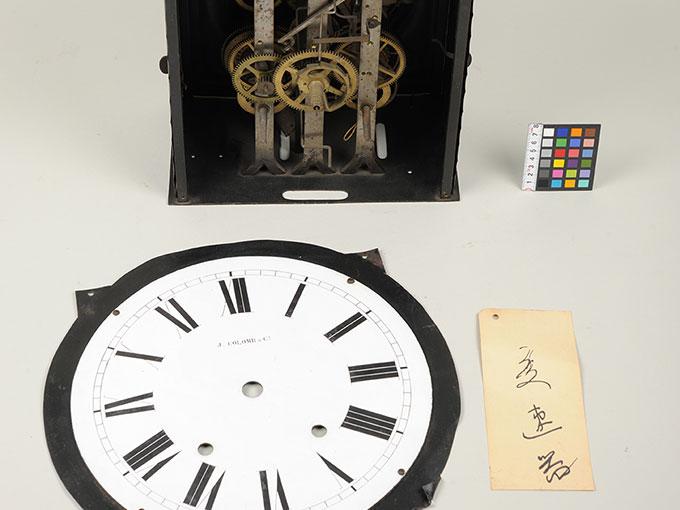 時計(部分)