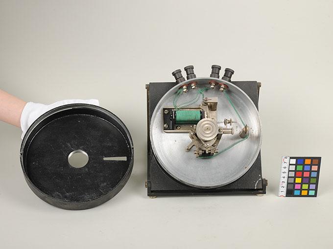ランシュブルクのメモリードラムランシュブルグ式メモリ・ドラム6