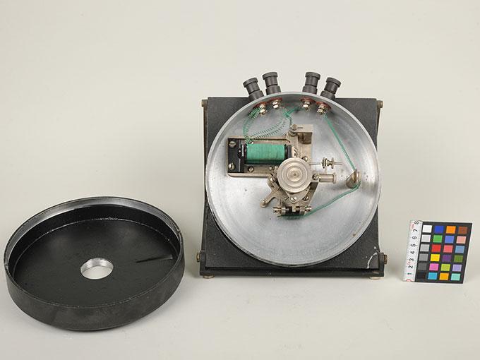ランシュブルクのメモリードラムランシュブルグ式メモリ・ドラム7