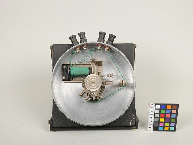 ランシュブルクのメモリードラムランシュブルグ式メモリ・ドラム8