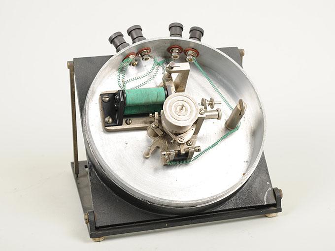 ランシュブルクのメモリードラムランシュブルグ式メモリ・ドラム9