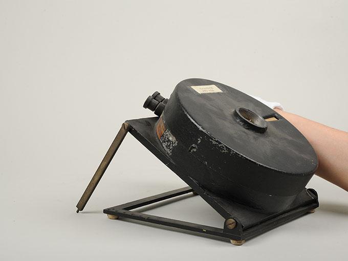 ランシュブルクのメモリードラムランシュブルグ式メモリ・ドラム10