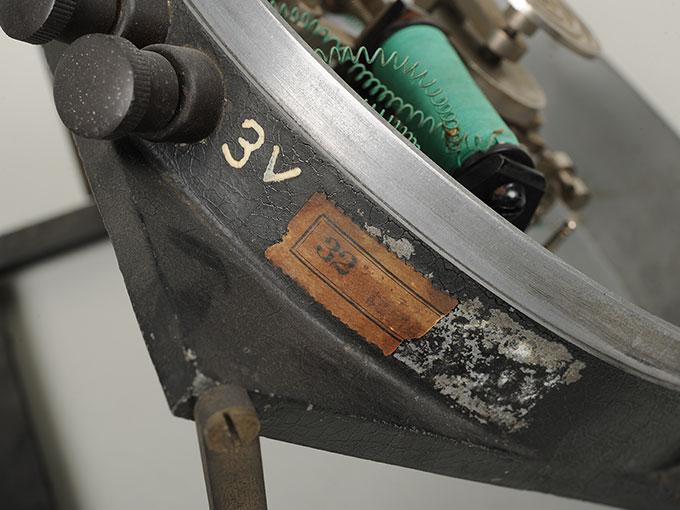 ランシュブルクのメモリードラムランシュブルグ式メモリ・ドラム12