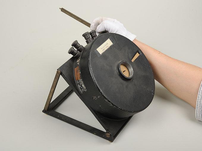 ランシュブルクのメモリードラムランシュブルグ式メモリ・ドラム13