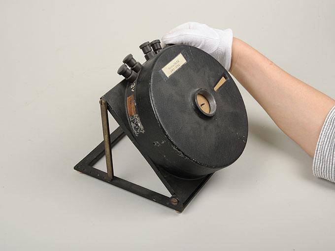 ランシュブルクのメモリードラムランシュブルグ式メモリ・ドラム14