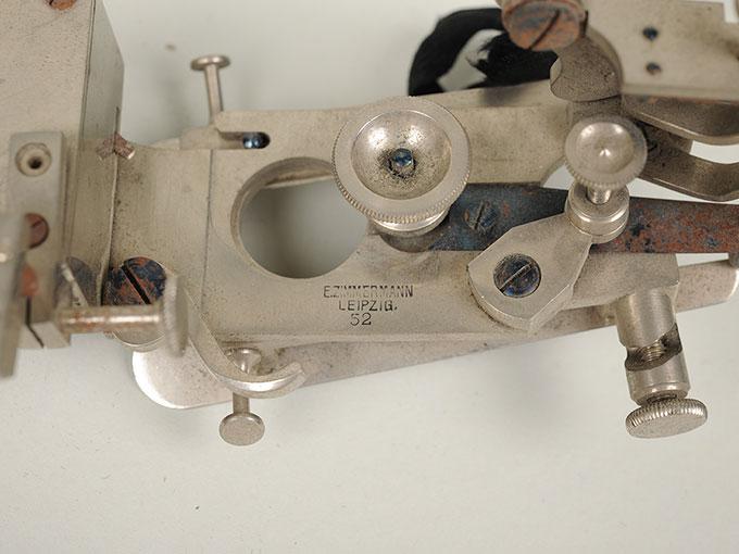 脈拍記載器11