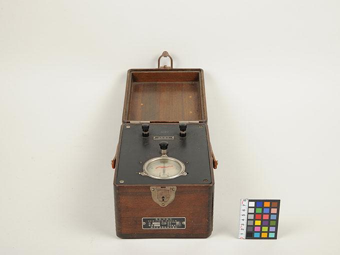 電気測時計