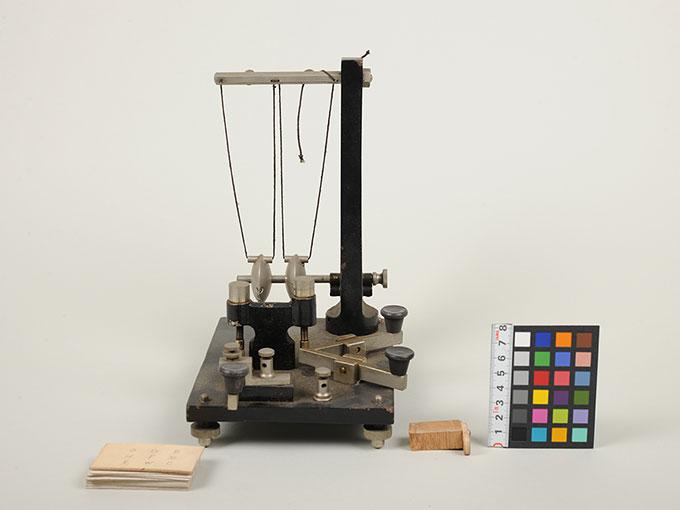 バーニアクロノスコープサンフォード氏振子測時計2