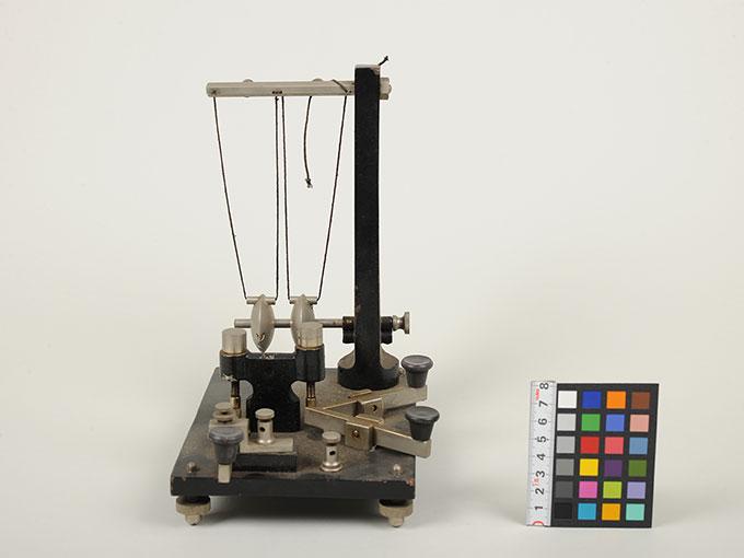 バーニアクロノスコープサンフォード氏振子測時計3