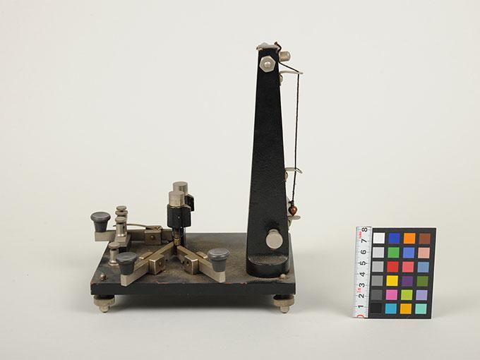 バーニアクロノスコープサンフォード氏振子測時計4