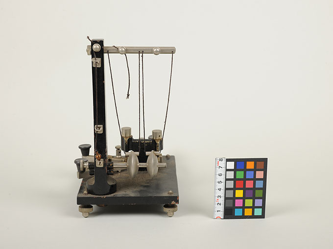 バーニアクロノスコープサンフォード氏振子測時計5