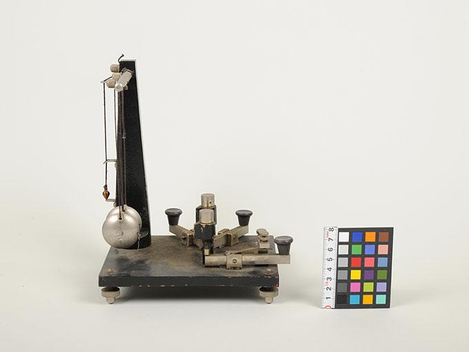 バーニアクロノスコープサンフォード氏振子測時計6