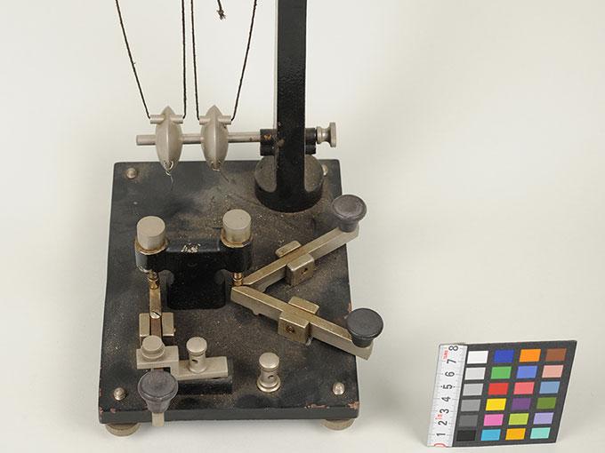 バーニアクロノスコープサンフォード氏振子測時計7