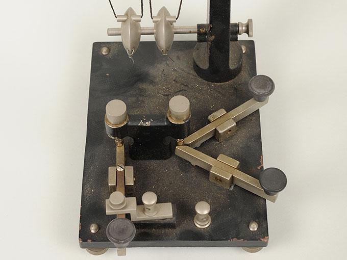 バーニアクロノスコープサンフォード氏振子測時計8