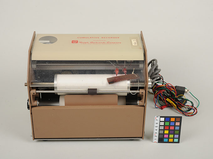 累積記録器Cumulative Recorder