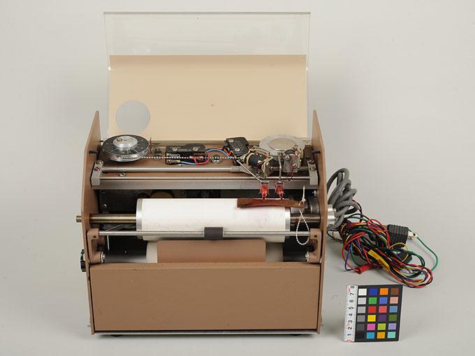 累積記録器Cumulative Recorder2