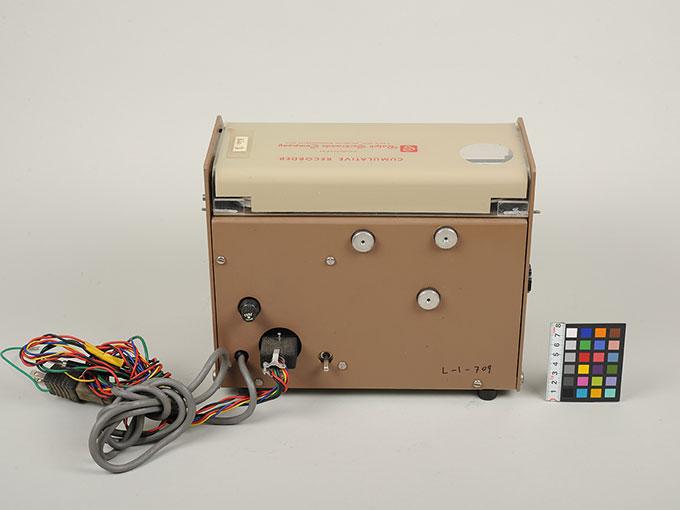 累積記録器Cumulative Recorder5