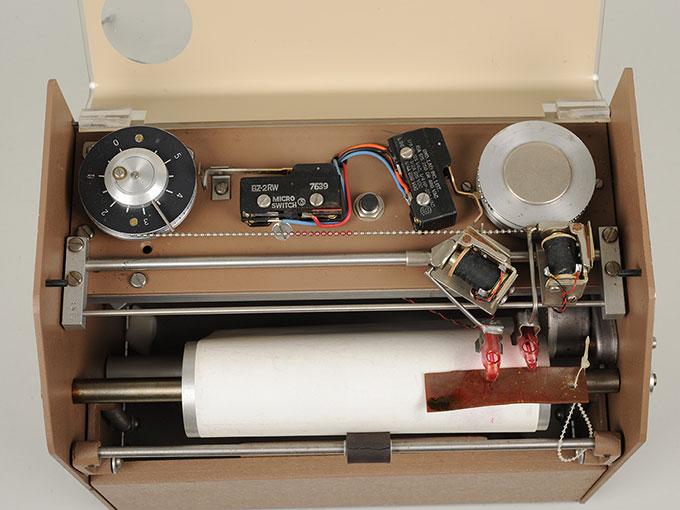 累積記録器Cumulative Recorder7