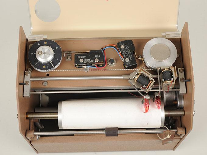 累積記録器Cumulative Recorder8
