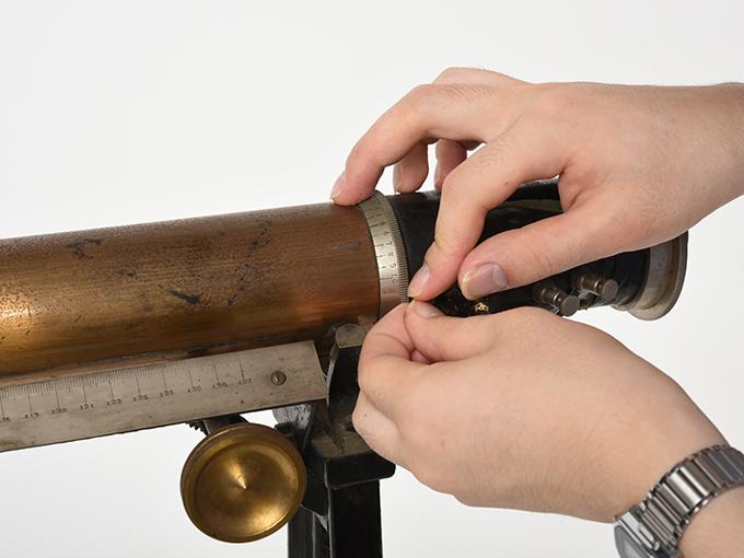 視力検査機視力検査器2点一式のNo.226