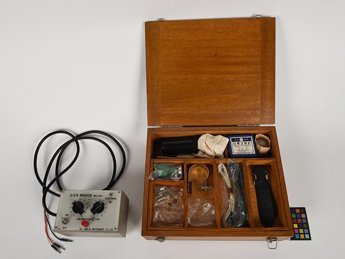 生理測定センサー一式GSRブリッジボックス2点1式のNo.19
