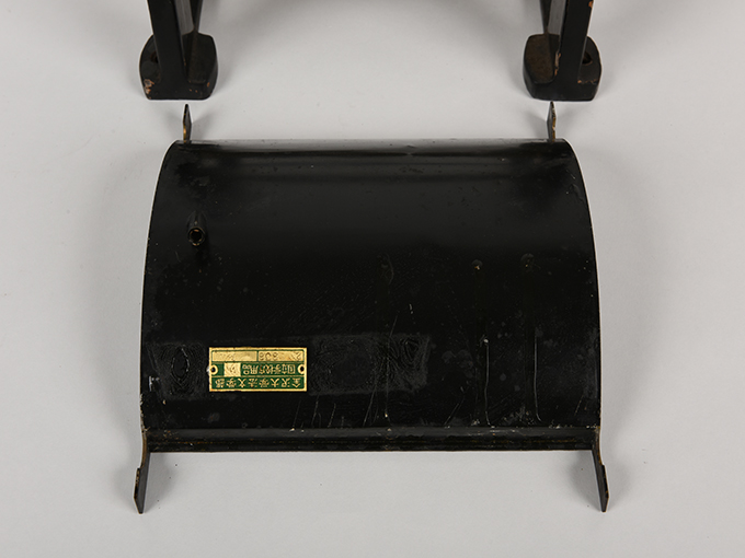 煤煙器、煤煙固定器7