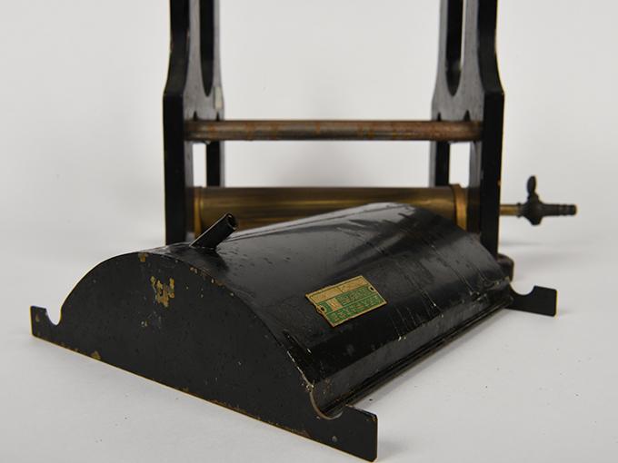 煤煙器、煤煙固定器9