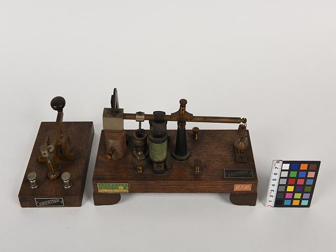 電鍵音響鎚付属電鍵12