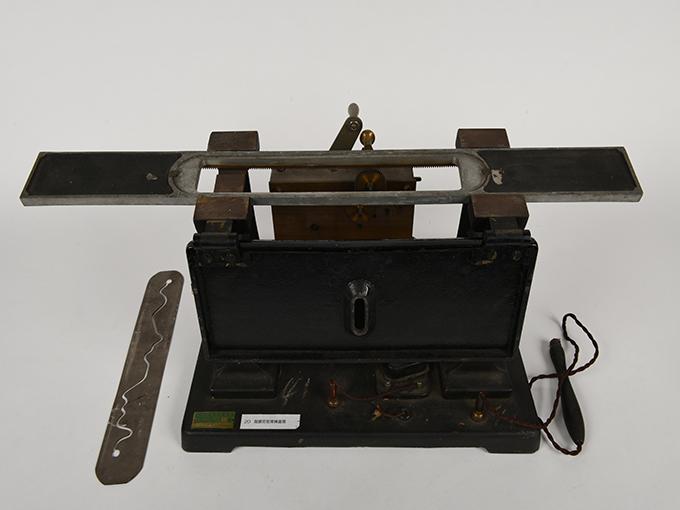安定度検査器指頭安定度検査器11