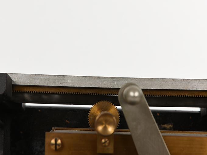 安定度検査器指頭安定度検査器22