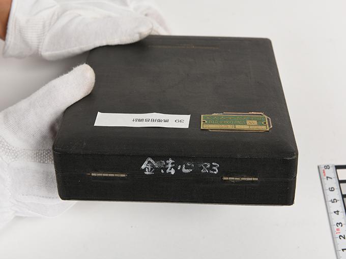 携帯用音調計ホルンボステル氏携帯用音調計9