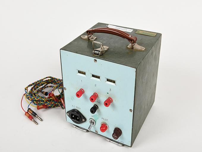直立安定検査器労研式直立安定度測定器
