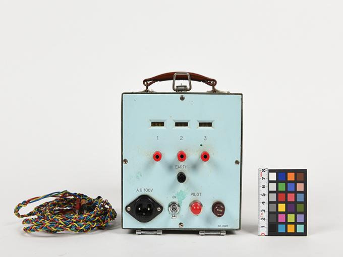 直立安定検査器労研式直立安定度測定器2