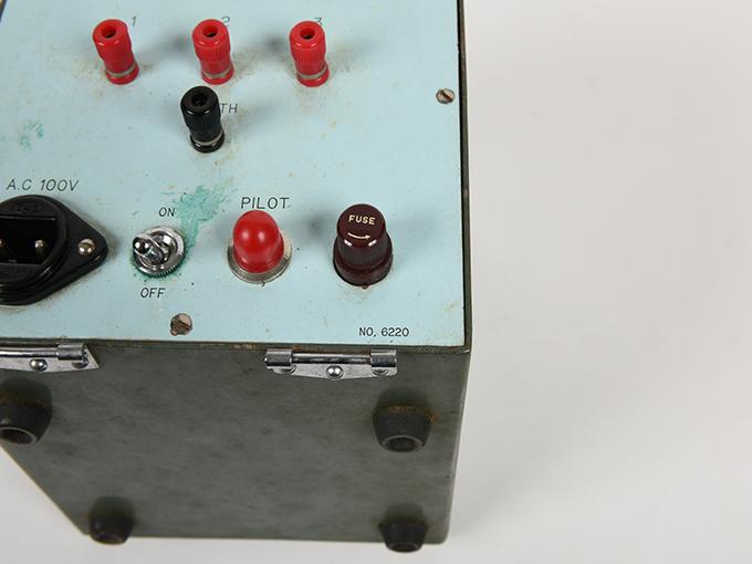 直立安定検査器労研式直立安定度測定器5