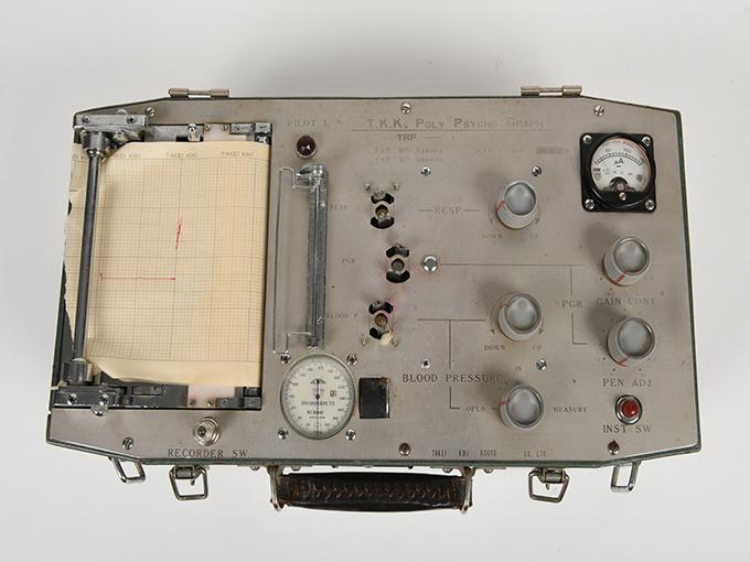 精神反射電流測定器T.K.K.702 RP-4型精神反射電流測定器精神反射電流測定器(GSR測定器)2点一式の1、精神反射電流測定器(GSR測定器)2点一式の27
