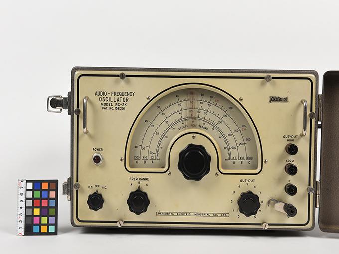 低周波発振器低周波発振器 RC-2K型