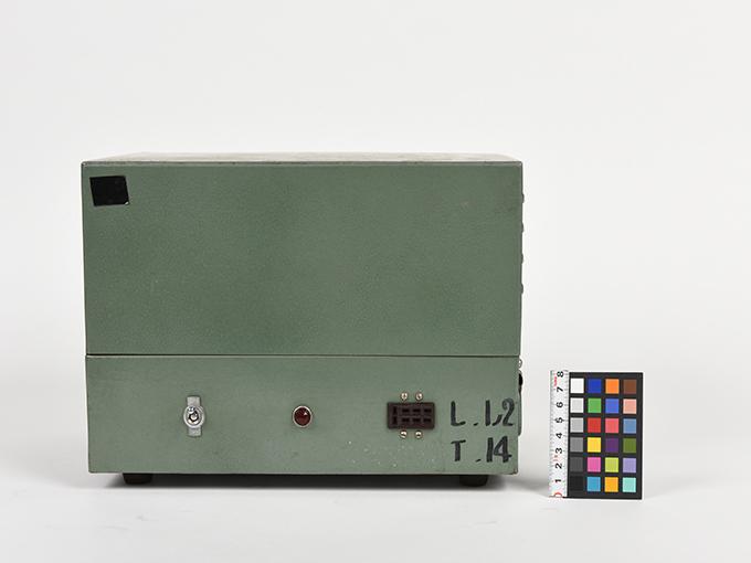 タキストスコープの時間・照度の調節器(名称記入なし2点一式の1)TACHISTSCOPE、(名称記入なし2点一式の2)13