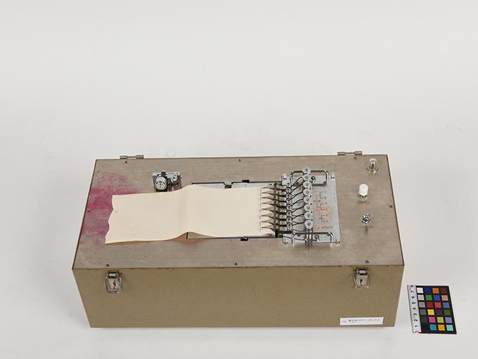 スキナーボックスの記録器阪大式スキナーボックス(1)2