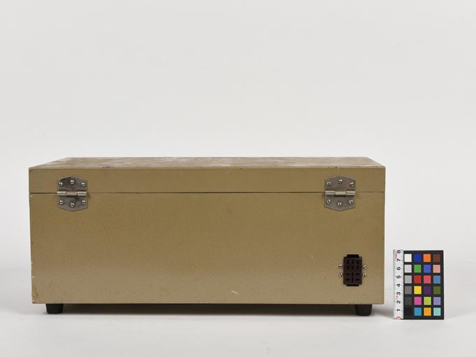 スキナーボックスの記録器阪大式スキナーボックス(1)5