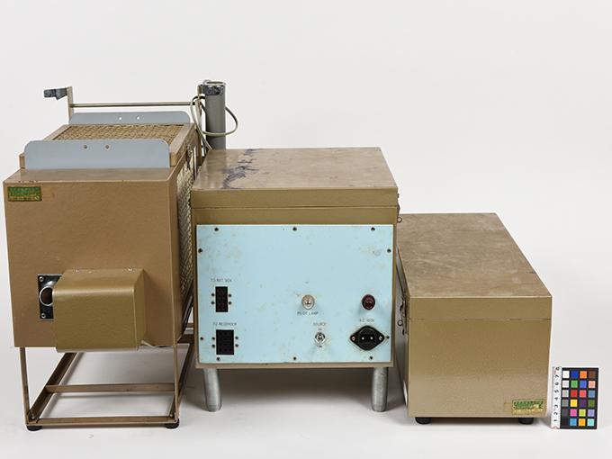 スキナーボックスの記録器阪大式スキナーボックス(1)10