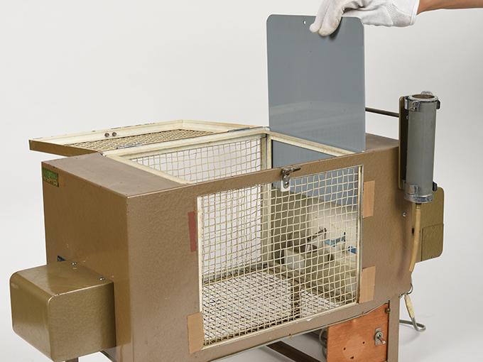 スキナーボックスのケージ阪大式スキナーボックス(3)2