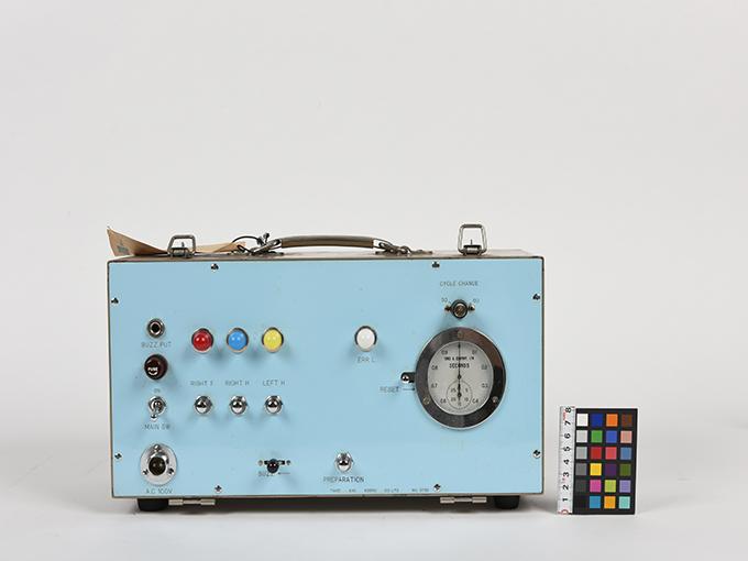 重複作業反応検査器重複作業反応検査器2点一式の2付属品あり、重複作業反応検査器(付)、重複作業反応検査器の付属品2