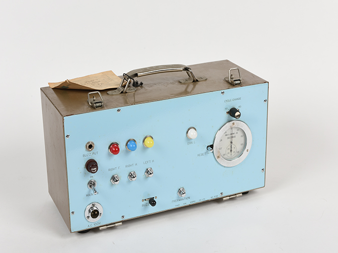 重複作業反応検査器重複作業反応検査器2点一式の2付属品あり、重複作業反応検査器(付)、重複作業反応検査器の付属品10